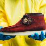 Gå som en narko-baron: Walter Whites støvler fra 'Breaking Bad' bliver officielt merchandise