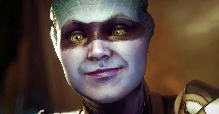 'Mass Effect: Andromeda': En eftertrykkeligt ny begyndelse