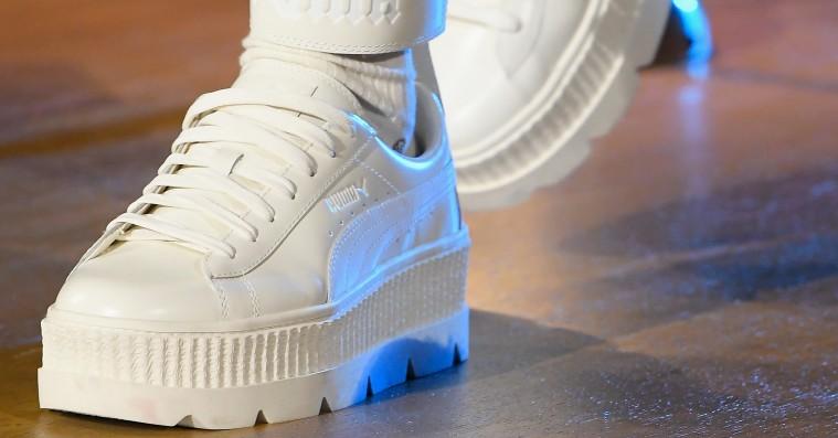 Få et overblik over Rihannas nye, vilde Fenty-sko