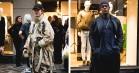 Street style: Åbningen af Calvin Klein Jeans-butik