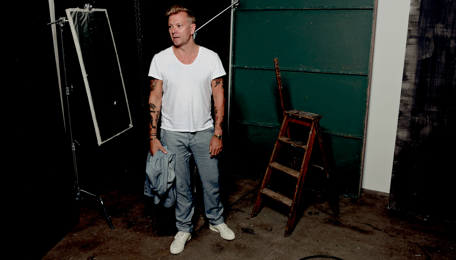 Casper Christensen: »Som mand behøver man ikke lægge sig ned, bare fordi man er fyldt 45«