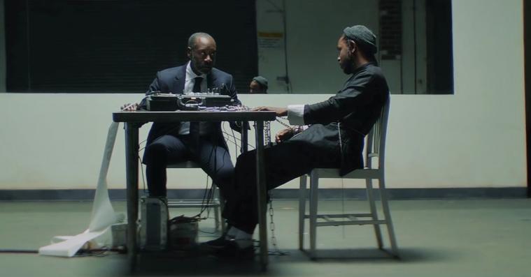 Don Cheadle taler ud om Kendricks 'DNA'-musikvideo: Han erden originale 'Kung Fu Kenny'