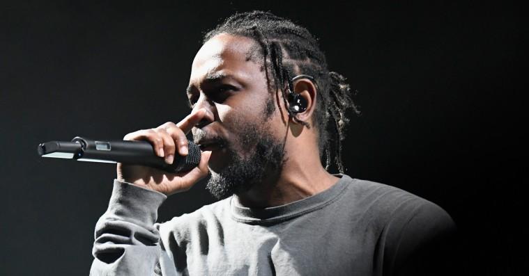 Kendrick Lamar anklaget for at plagiere britisk-liberisk billedkunstner i videoen til 'All the Stars'