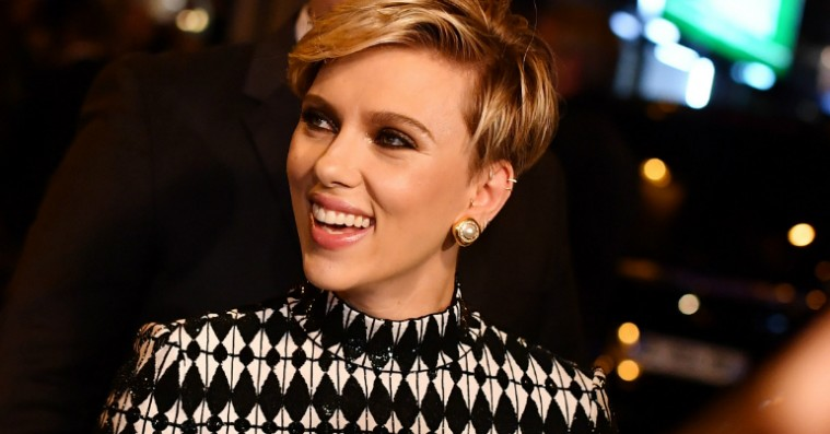 Hadet mod Scarlett Johansson