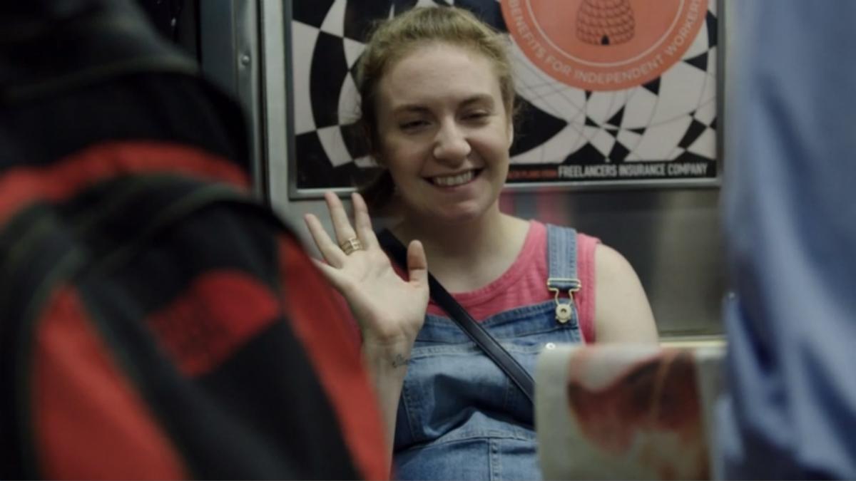 9. Du flirter i undergrundsbanen. Hvordan ender det?