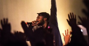 Isaiah Rashad i Pumpehuset: Underdog i et Top Dawg Entertainment-show