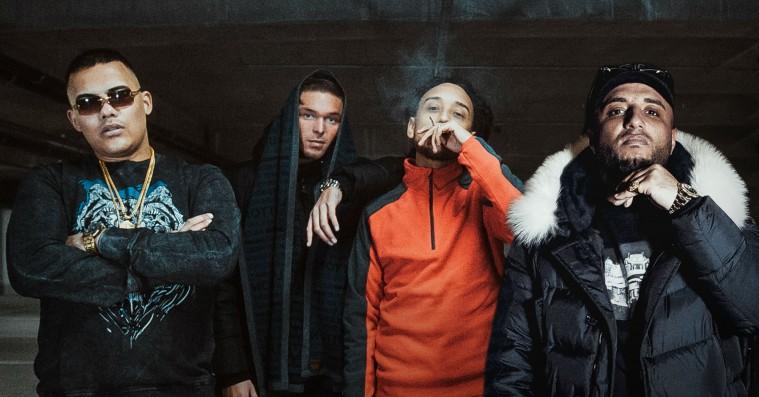 Første stop på Molos albumturné ender i slagsmål og anholdelser