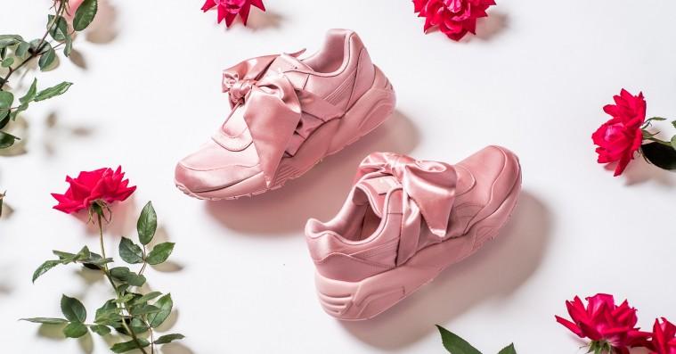 Pink forår: Otte lyserøde sneakers