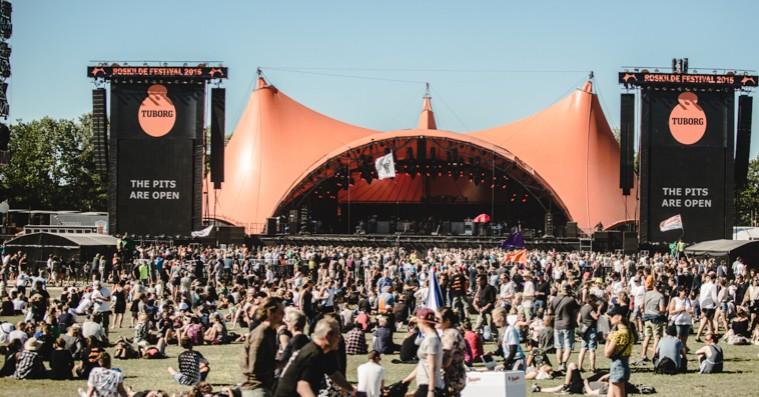 Roskilde Festival: Se dagsplanen for årets program