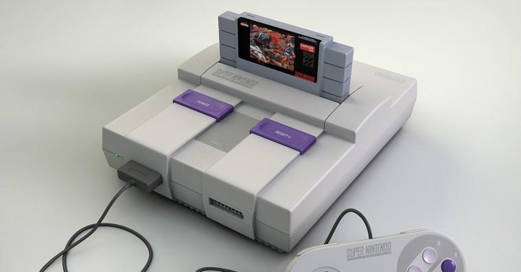 Nintendo fortsætter konsol-genopstandelsen: Vil angiveligt introducere 90'er-legenden SNES igen
