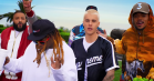 Justin Bieber, Chance The Rapper og Lil Wayne fester løs i ny video til DJ Khaleds 'I'm The One'