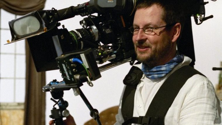 Trier under optagelserne af 'Dogville'