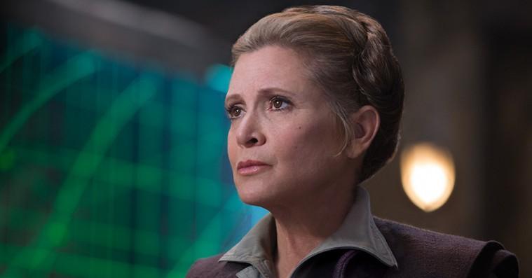 Posthumt gensyn med Carrie Fisher: Prinsesse Leia medvirker i 'Star Wars: Episode IX'