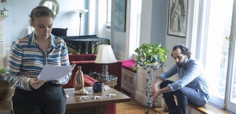 'The Americans'-stjernen Matthew Rhys gæstede 'Girls' som kendt forfatter med en forkærlighed for unge kvinder i afsnittet 'American Bitch'.