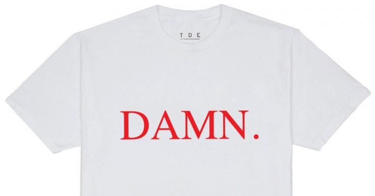 Kendrick Lamar følger op på 'Damn' – klar med ny merchandise