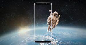 Samsung Galaxy S8 imponerer – godt design fra inderst til yderst