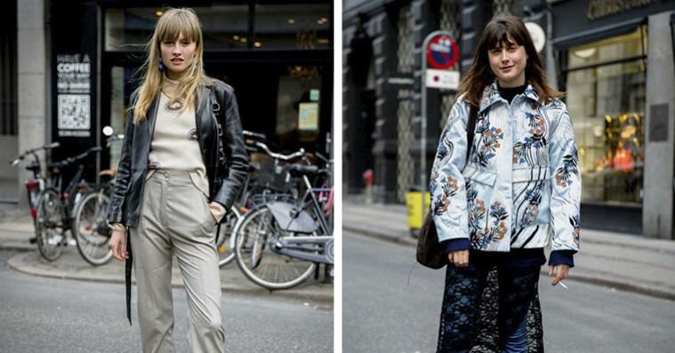 Street style: Freya Dalsjø tog forskud på sin efterårskollektion