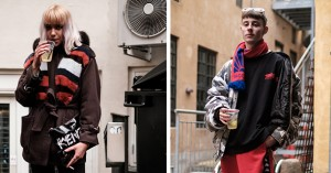 Street style: Tommy Jeans-lancering hos Le Fix