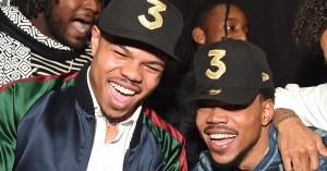 Tillykke til Chance the Rapper: Taylor Bennett smider særligt fødselsdagsnummer til sin storebror