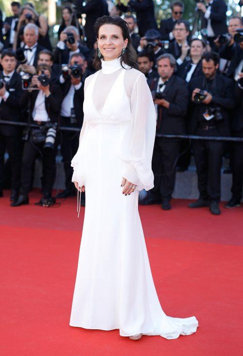 Juliette Binoche Cannes