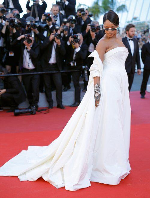 Rihanna Cannes