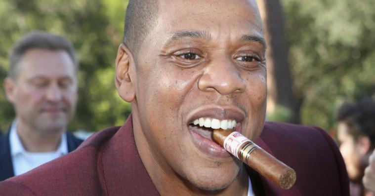 Jay-Z kan nu kalde sig dollar-milliardær som den første rapper nogensinde