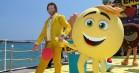 T.J. Miller agerer fransk klovn for 'Emoji Movie' i det mest anti-Cannes-promostunt nogensinde