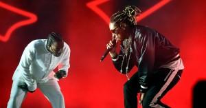 Lyt: Kendrick Lamar gæster nyt remix af Futures fløjtehit 'Mask Off'