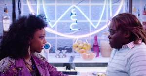 'Orange Is the New Black' møder 'Black Mirror': Poussey og Taystee genforenes i kvik parodi
