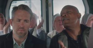 Se Samuel L. Jackson som uregerlig lejemorder i ny trailer til 'The Hitman's Bodyguard'