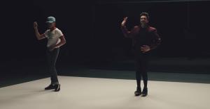 Årets charmedans live: Se Chance the Rapper og Frances and the Lights fremføre 'May I Have This Dance' på scenen