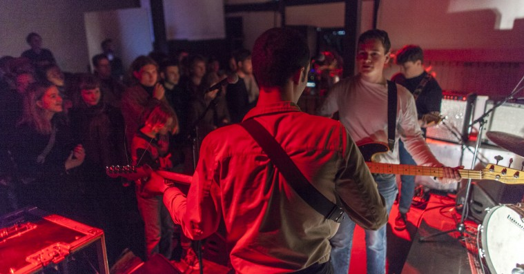 »Pretty sure it's honest« – afvæbnende rockcharme til Modest på Spot Festival