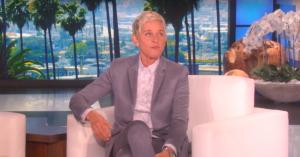 Ellen DeGeneres offentliggør standup-special på Netflix på sit eget show