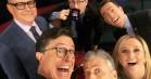 Stephen Colbert samler det gamle 'Daily Show'-hold – og vækker minder om fordums storhed