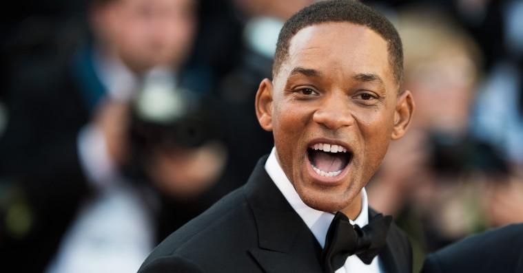 Will Smith er hiphop-Genie i første billeder fra live action-remaket af 'Aladdin'