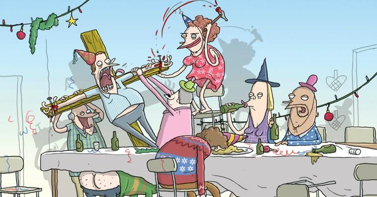 Efter 'Valhalla'-filmatiseringen: Disse danske tegnefilm og -serier bør blive filmatiseret