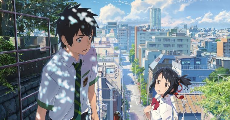 'Your Name': Miyazaki får kamp til stregen i japansk anime-sensation