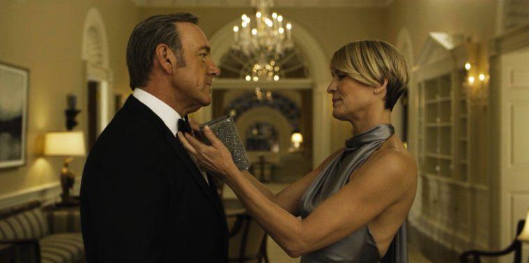 Bliver Frank og Claire USA's første præsident og vicepræsident, der også udgør en power-duo i privaten?