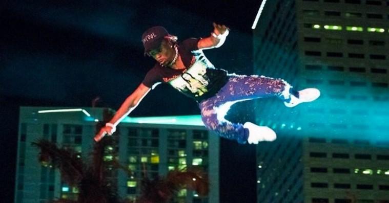 Lil Uzi Verts halsbrækkende stagedive øger forventningerne til hans Roskilde-koncert