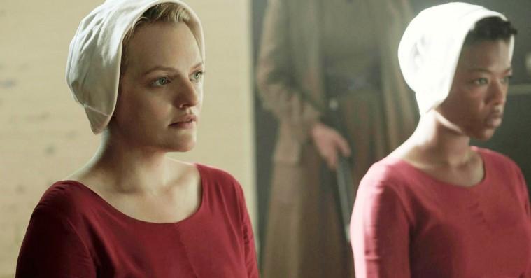 'The Handmaid's Tale' og 'Big Little Lies' dominerede Emmy-priserne