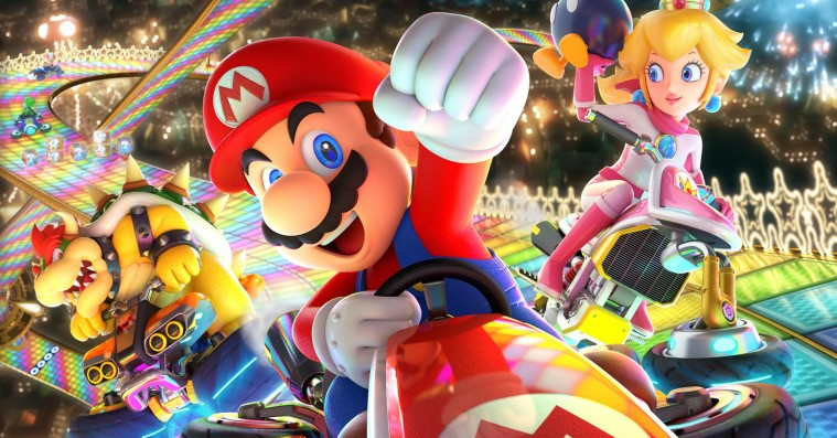 'Mario Kart 8 Deluxe' gør gokart-klassikeren til arkivmeteren for casual multiplayer