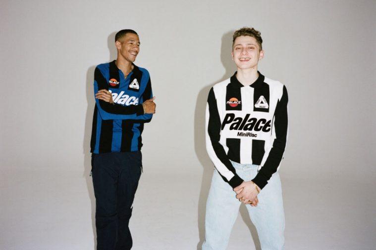 Palace-skaterne Lucien Clarke og Blondey McCoy