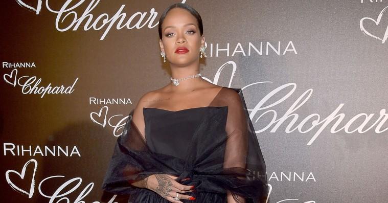 Rihanna fandt sin glamourøse side i Cannes