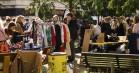 Tøjmarked samler penge ind til familier på Sjælsmark Udrejsecenter