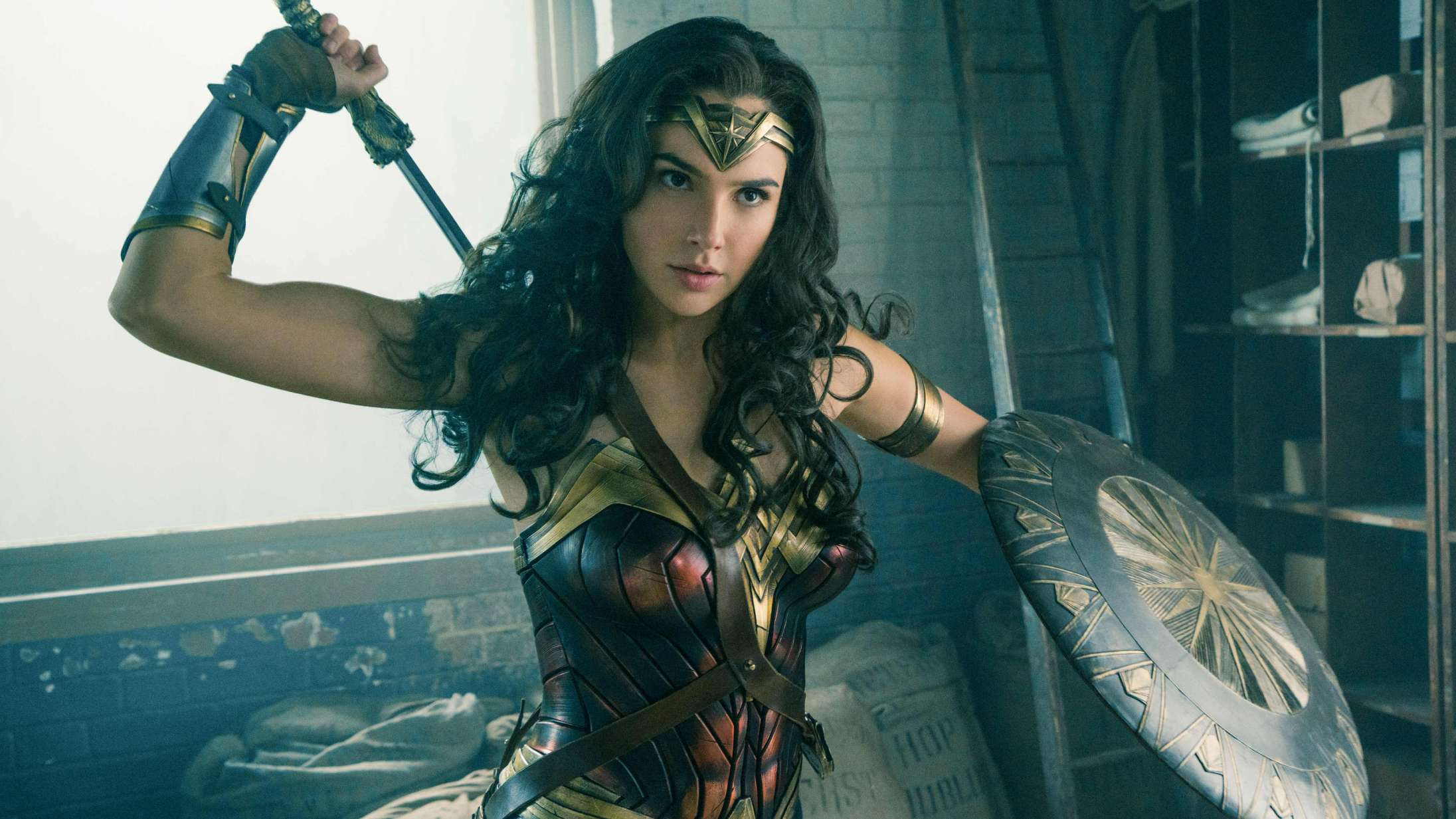 'Wonder Woman'-instruktør Patty Jenkins lå i »intern krig« med Warner Bros. over superheltefilmen