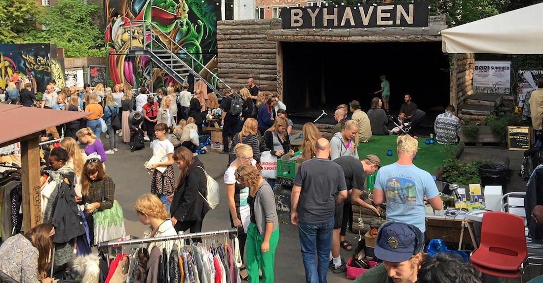 Ugens kulturguide: Loppemarked, filmisk hekseafbrænding og en hel weekends Nørrebro-sommerhygge