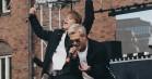 Se billeder: Fuld smæk på Distortions nye hovedscene på Rådhuspladsen