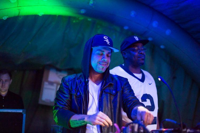 DJ Aligator.