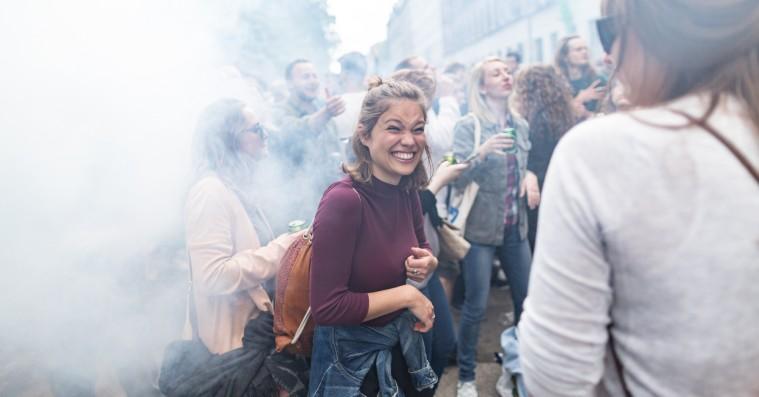 Distortion: Her er de fedeste gadefester – VESTERBRO