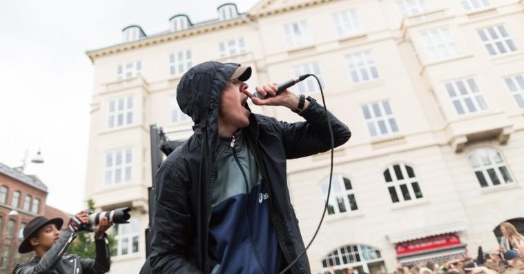 Distortion: Se spilletiderne til onsdagens gigantiske hiphopscene
